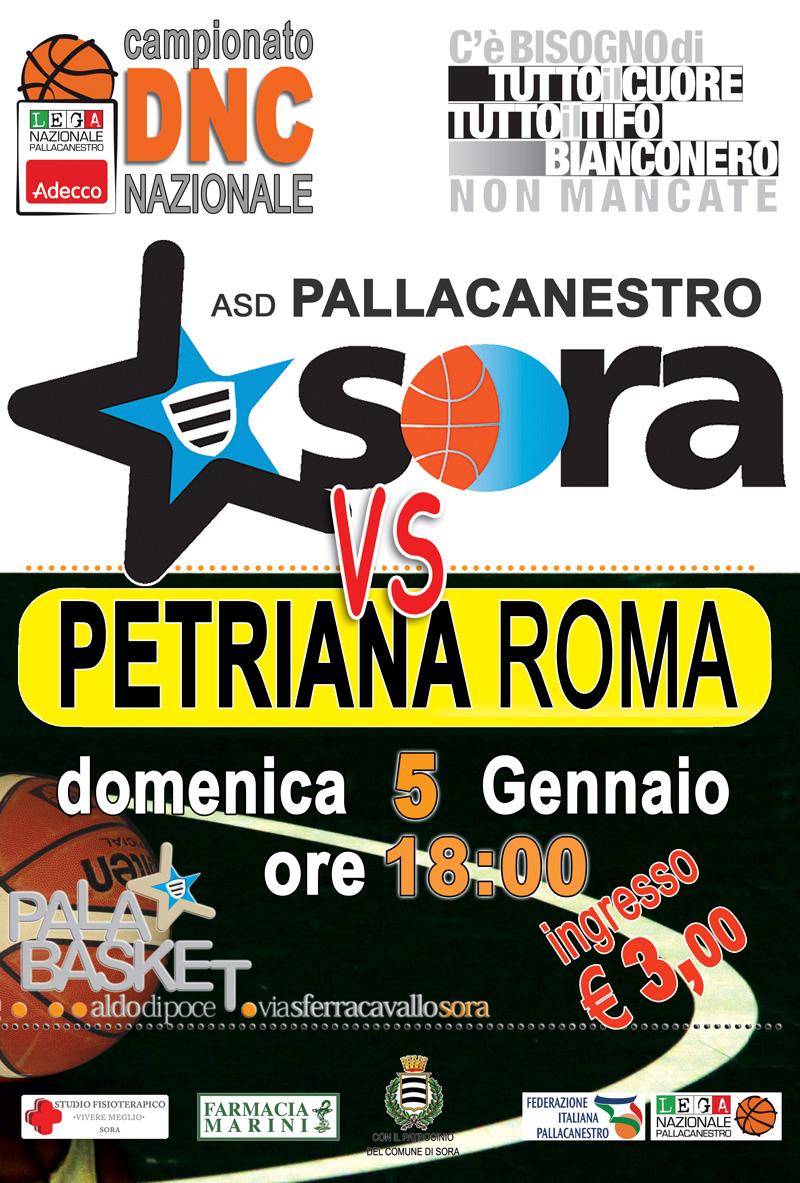 SORA-PETRIANA-ROMA