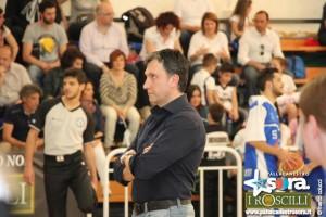Cesare Basile  allenatore under 19 e vice allenatore C 2